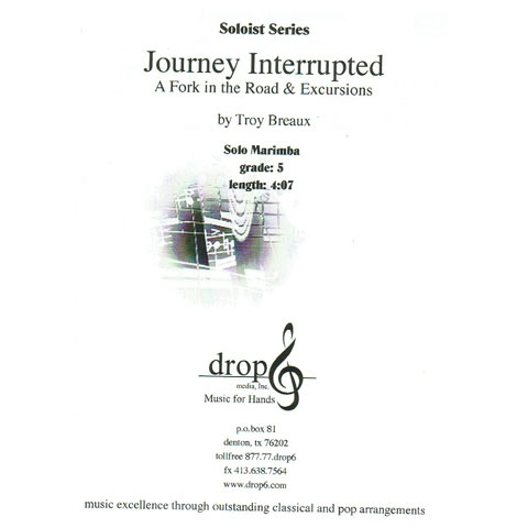 Journey Interrupted by Troy Breaux