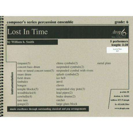 Lost In Time by William H. Smith