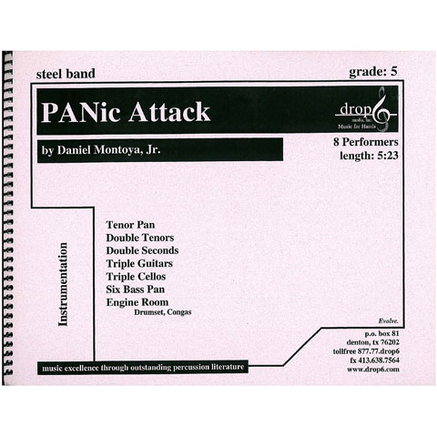 PANick Attack by Daniel Montoya Jr.