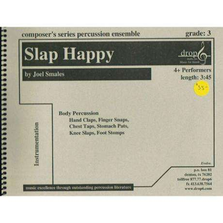 Slap Happy by Joel Smales