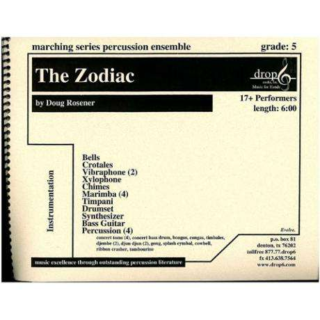 The Zodiac by Doug Rosener