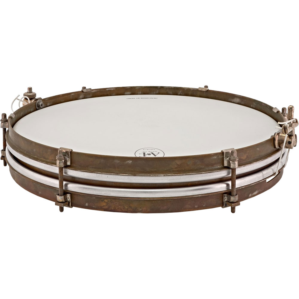 "A&F Drum Co. 1.5"" x 16"" Pancake Snare Drum"