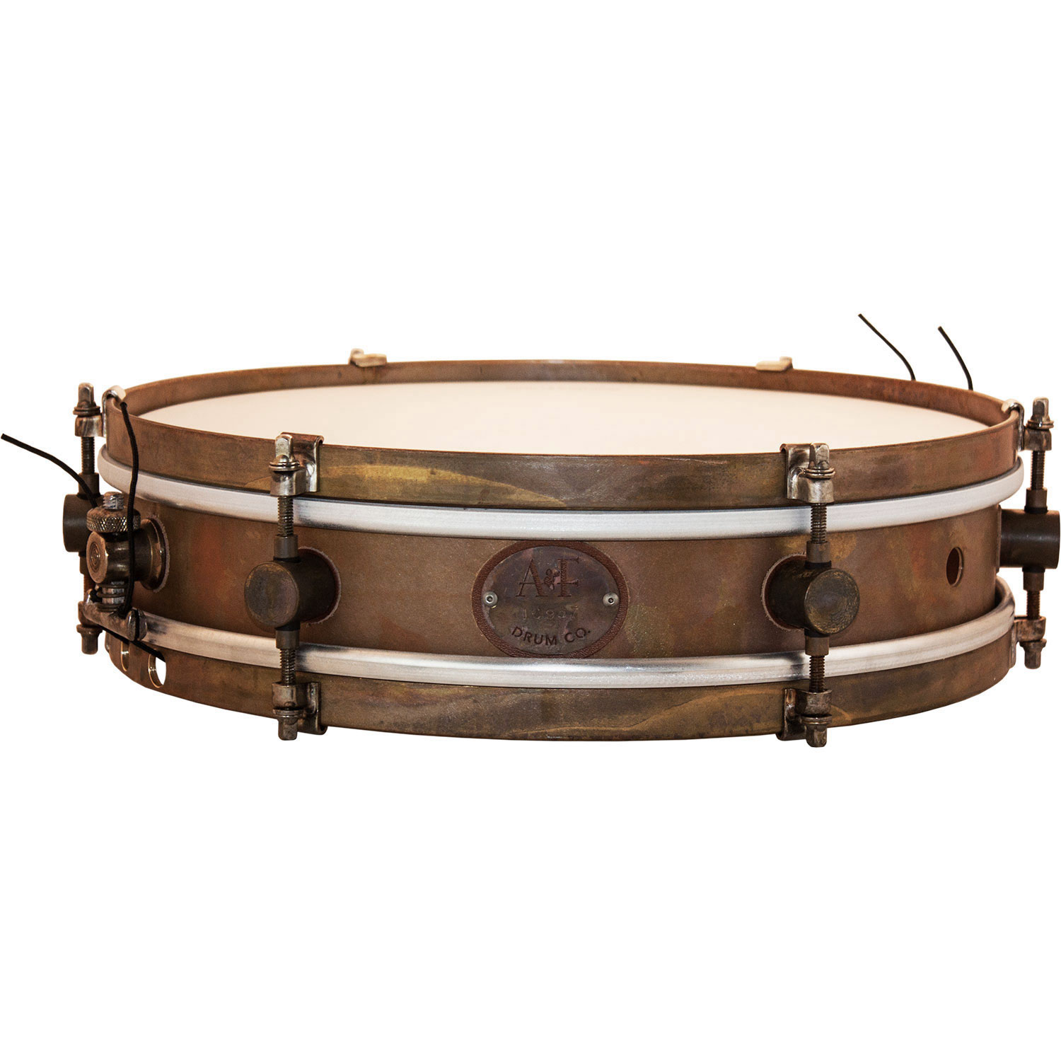 "A&F Drum Co. 3"" x 13"" Rude Boy Snare Drum"