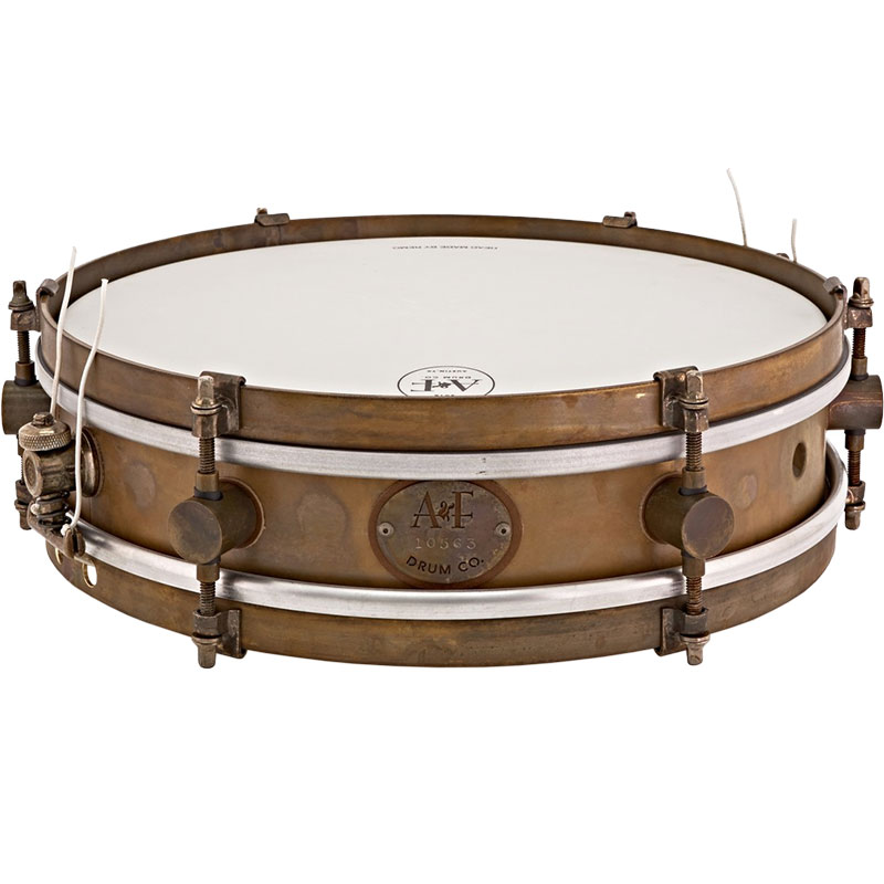 "A&F Drum Co. 3"" x 10"" Rude Boy Snare Drum"