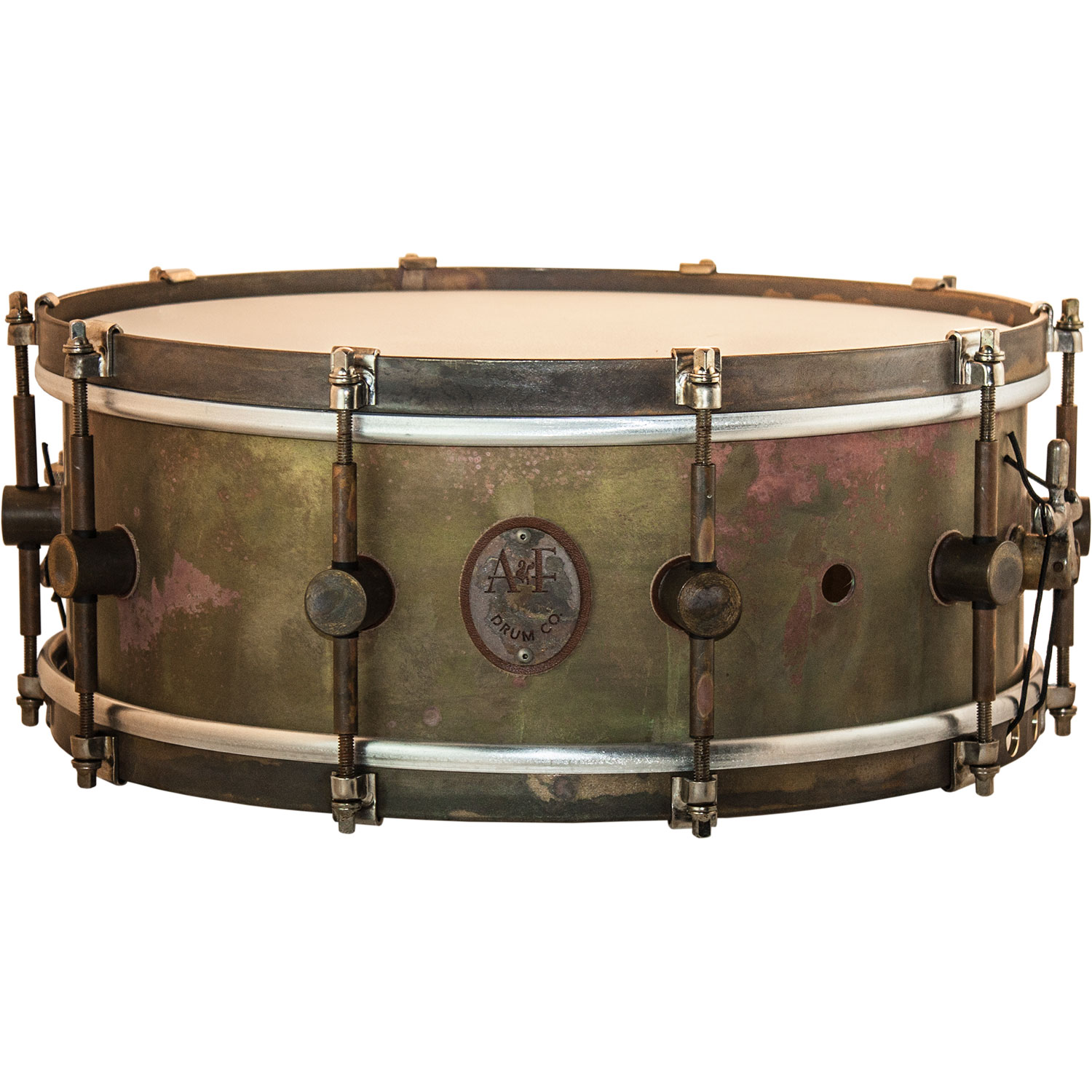 """A&F Drum Co. 5.5"""" x 14"""" Standard Snare Drum"""