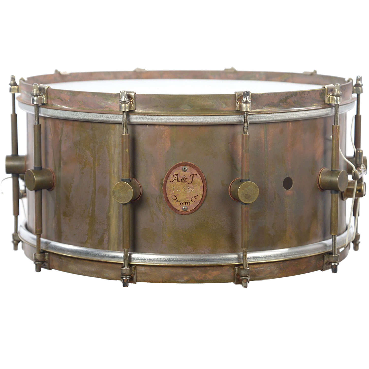 """A&F Drum Co. 6.5"""" x 14"""" Standard Snare Drum"""