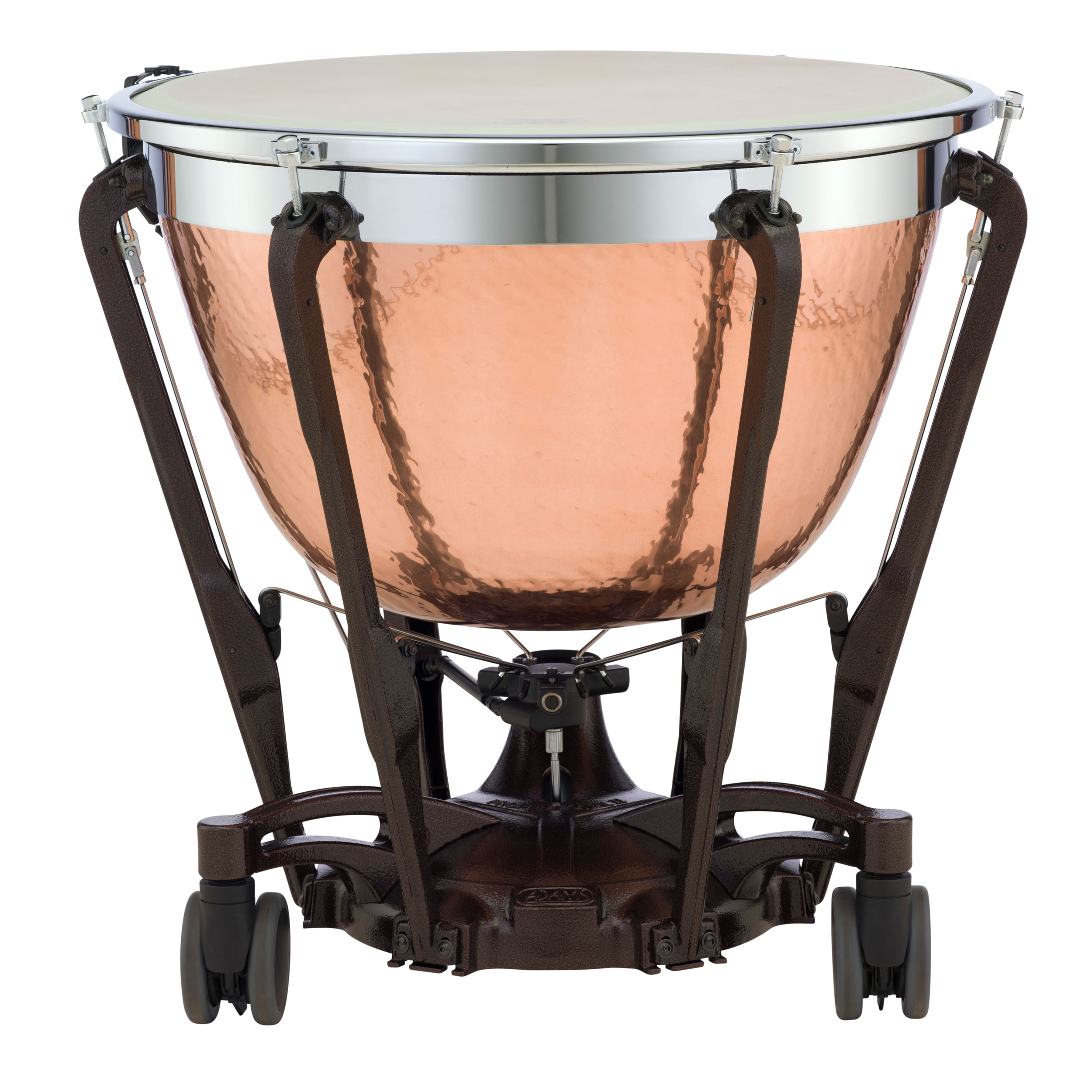 "Adams 29"" Professional Gen II Hammered Cambered Copper Timpani with Fine Tuner"