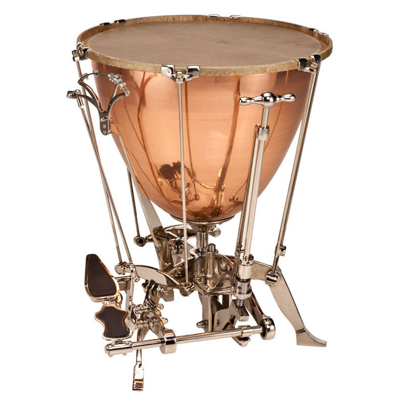 "Adams 32"" Schnellar Timpani with Dresden Pedal and Synthetic Head"