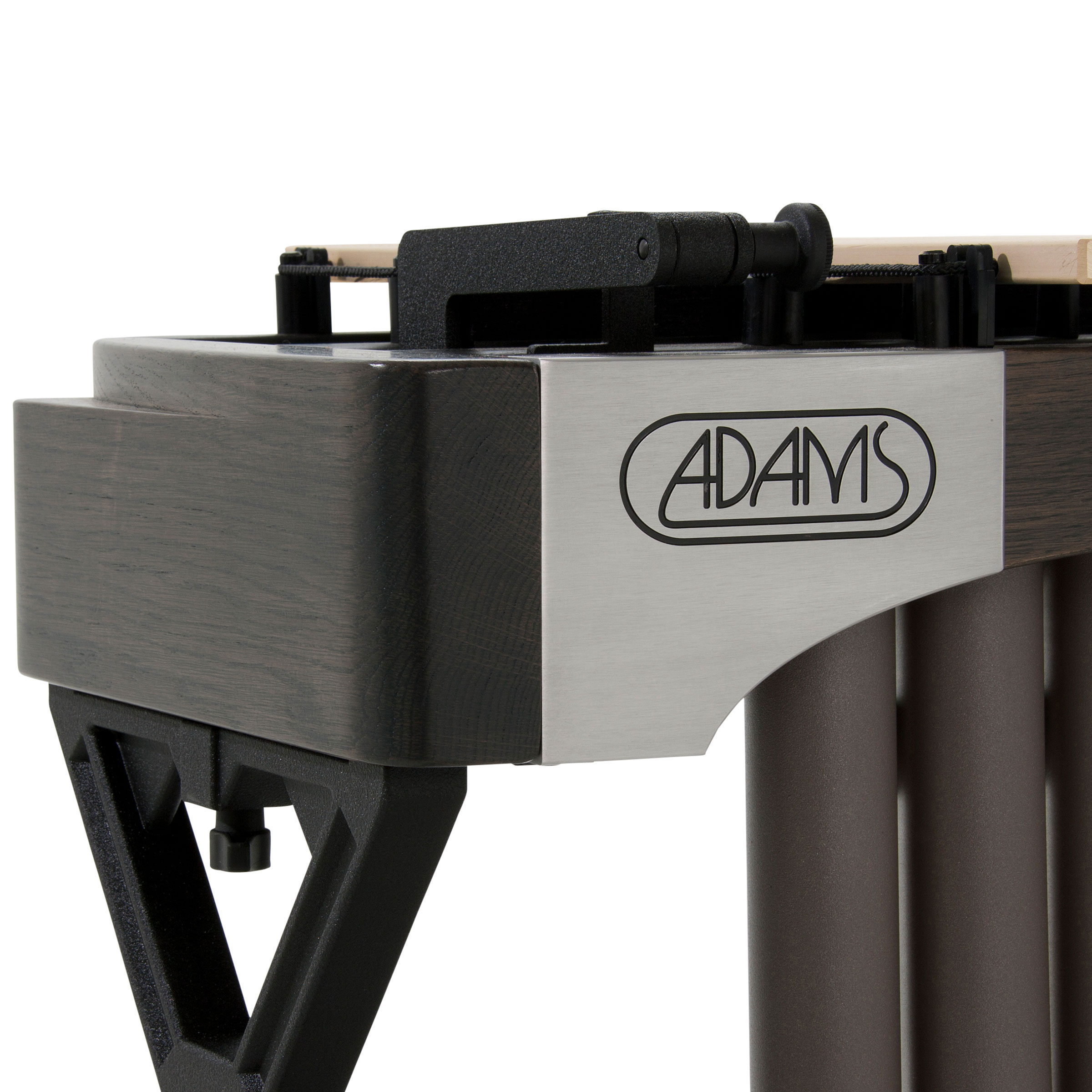 Adams 4.0 Octave Alpha Series Vibraphone with Gold Bars, Traveler Frame, and Motor