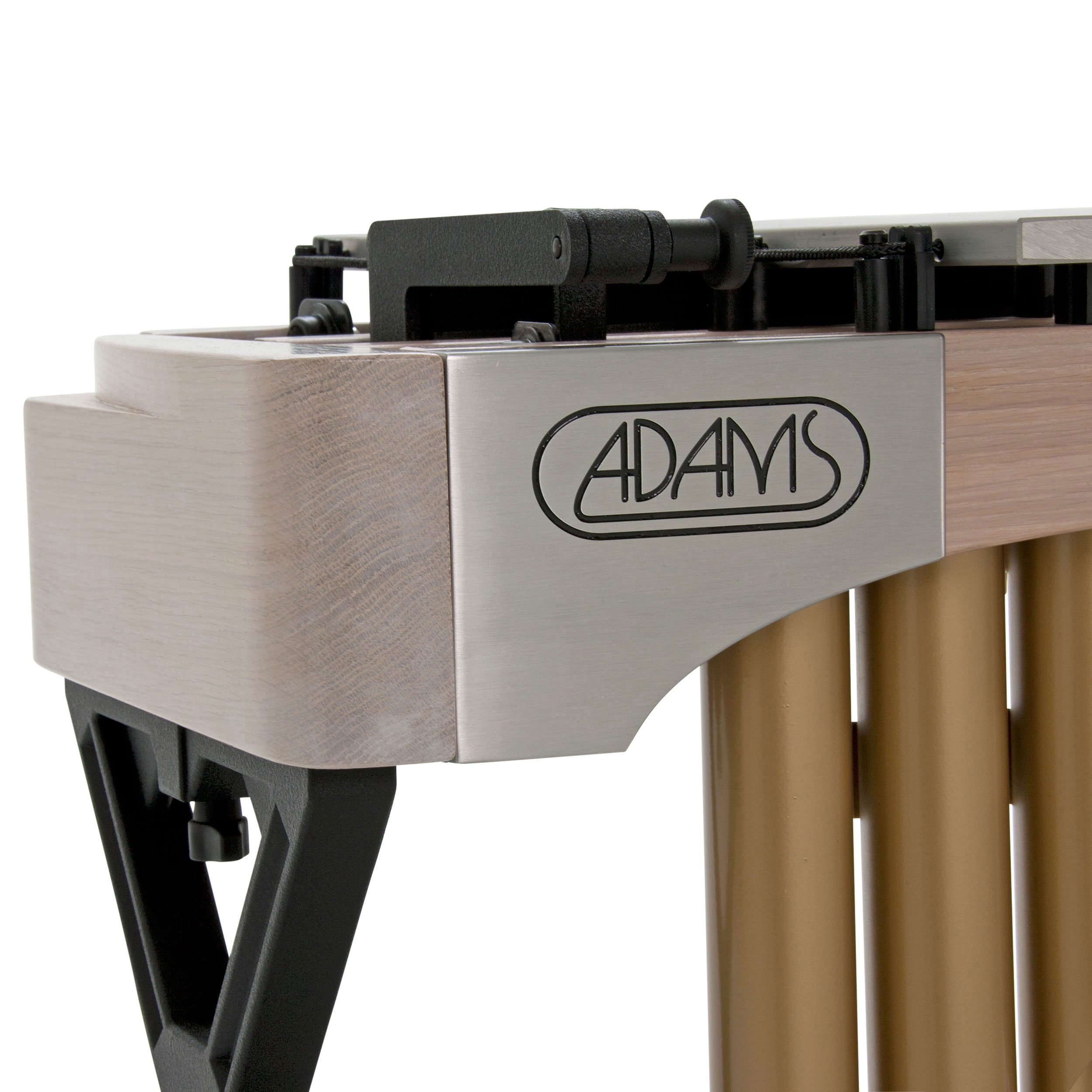 Adams 3.5 Octave Alpha Series Vibraphone with Silver Bars, Traveler Frame, and Motor