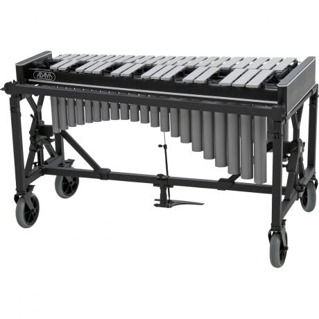 Adams 3.0 Octave Concert Series Vibraphone with Silver Bars, Field Frame, No Motor