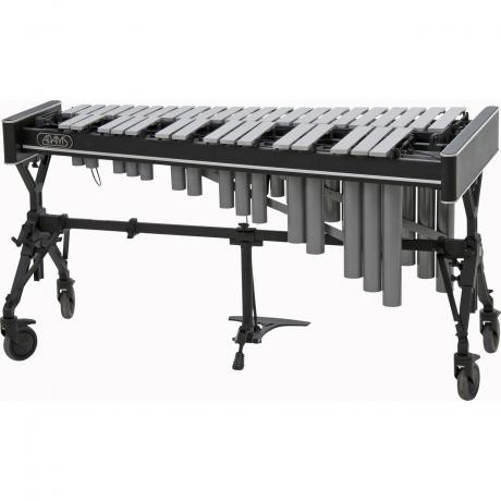 Adams 3.1 Octave Soloist Vibraphone with Silver Bars, Voyager Frame and Motor