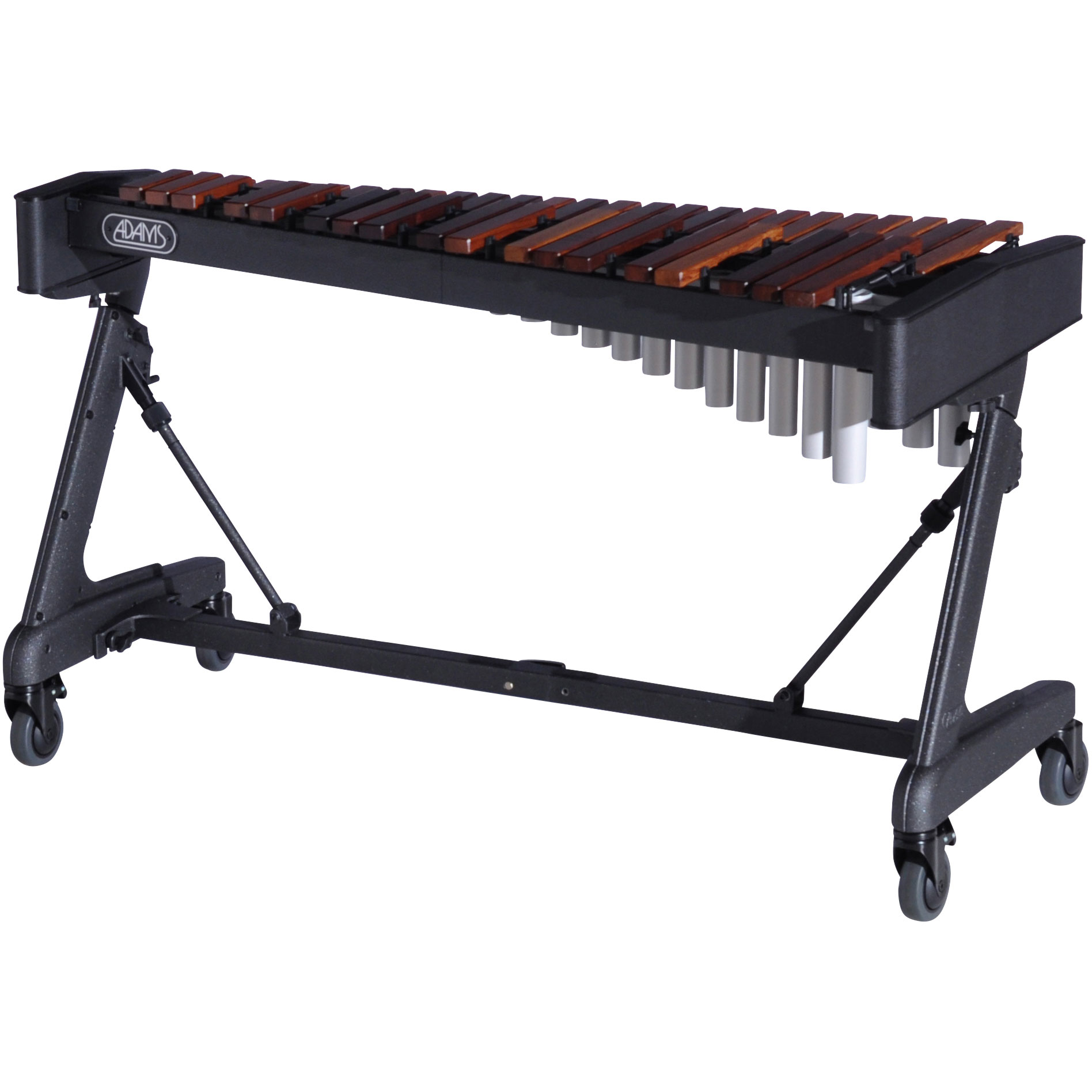 Adams 3.5 Octave Soloist Series Rosewood Xylophone with Apex Frame