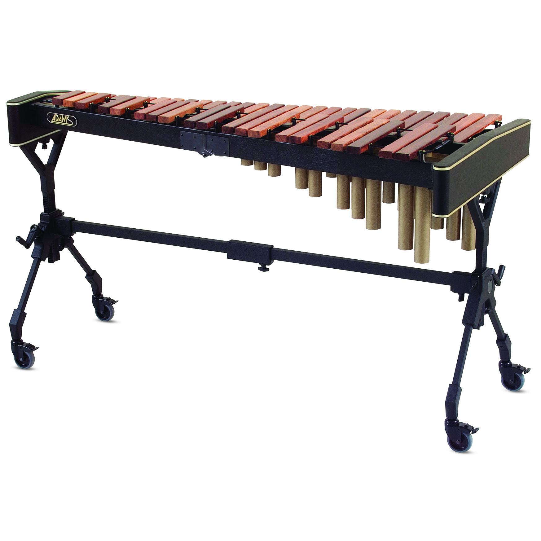 Adams 4.0 Octave Soloist Series Rosewood Xylophone with Voyager Frame
