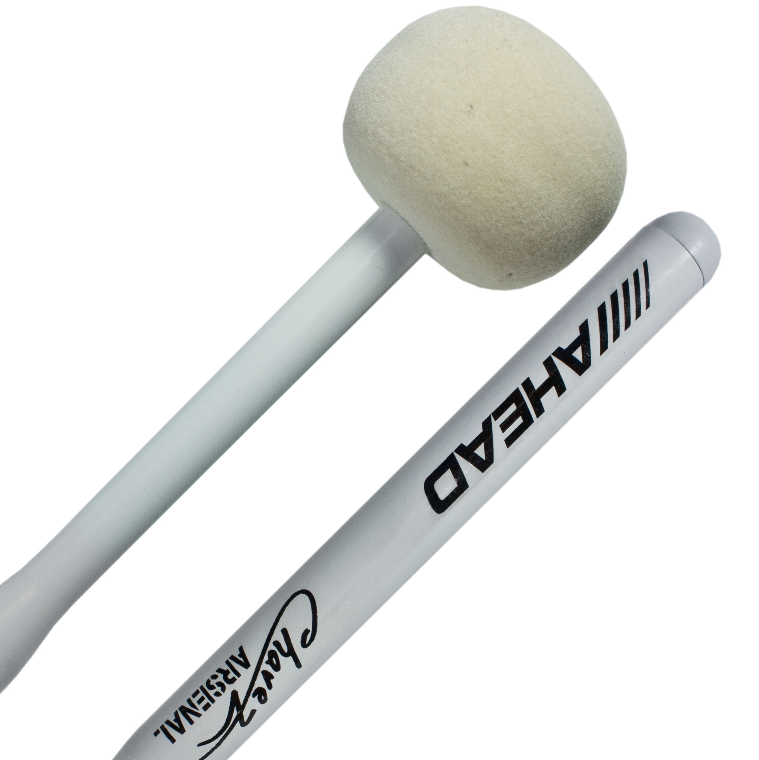 "Ahead ABM5 2.25"" Chavez Arsenal Marching Bass Mallets"
