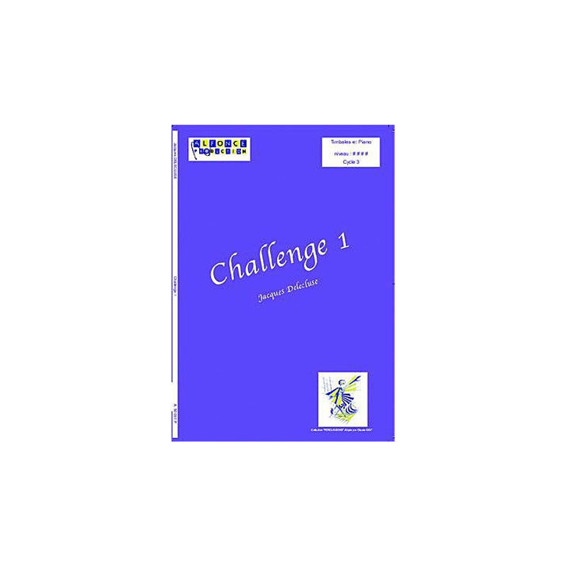 Challenge 1 by Jacques Delecluse