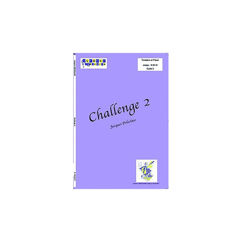 Challenge 2 by Jacques Delecluse