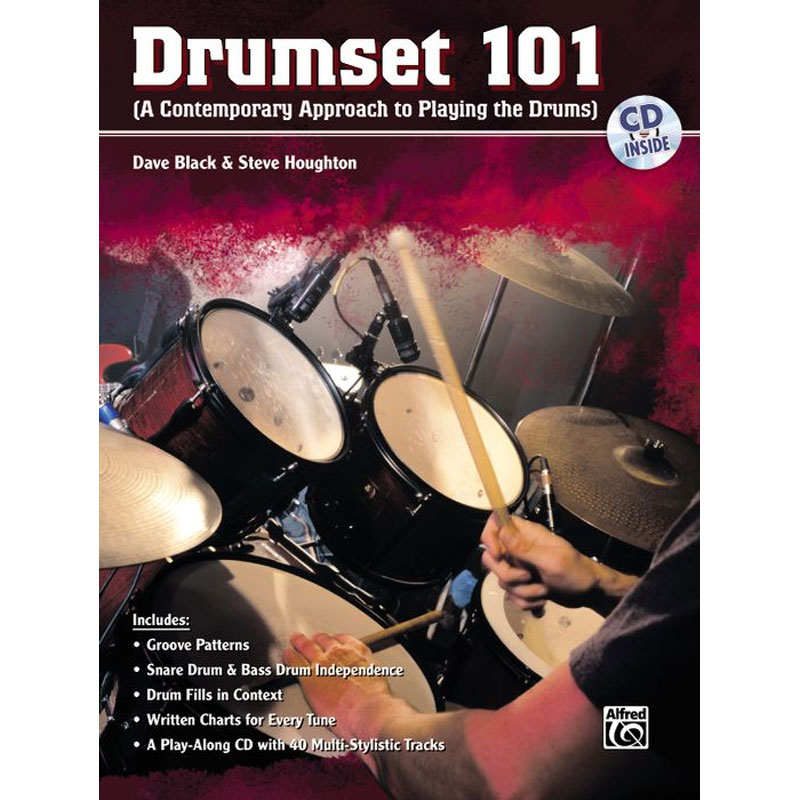 Drumset 101 by Dave Black and Steve Houghton