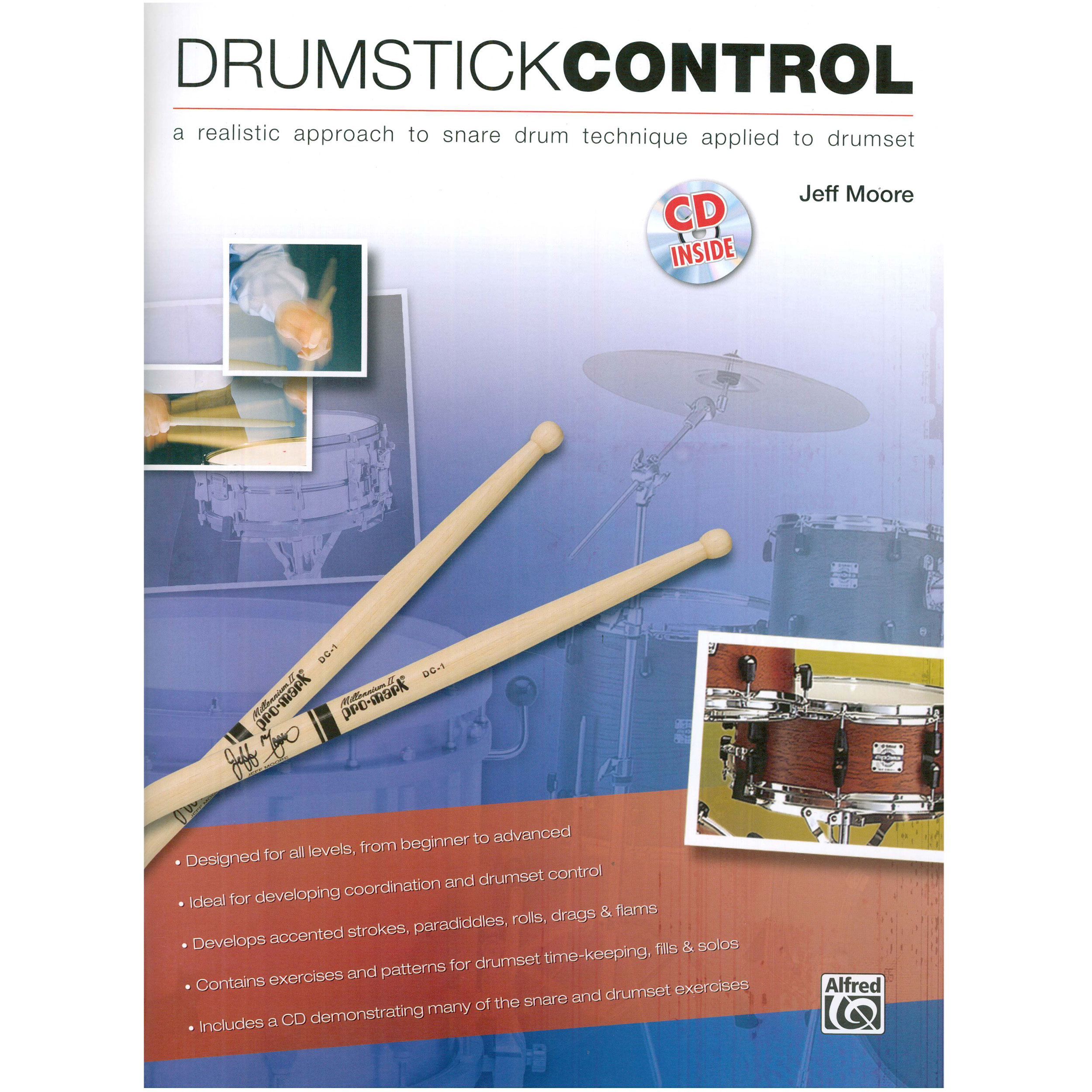 Drumstick Control by Jeff Moore