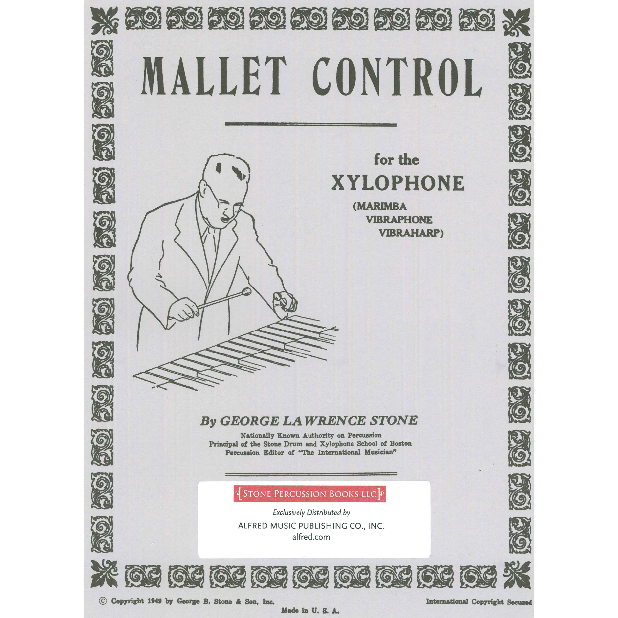 Mallet Control for Xylophone by George Stone