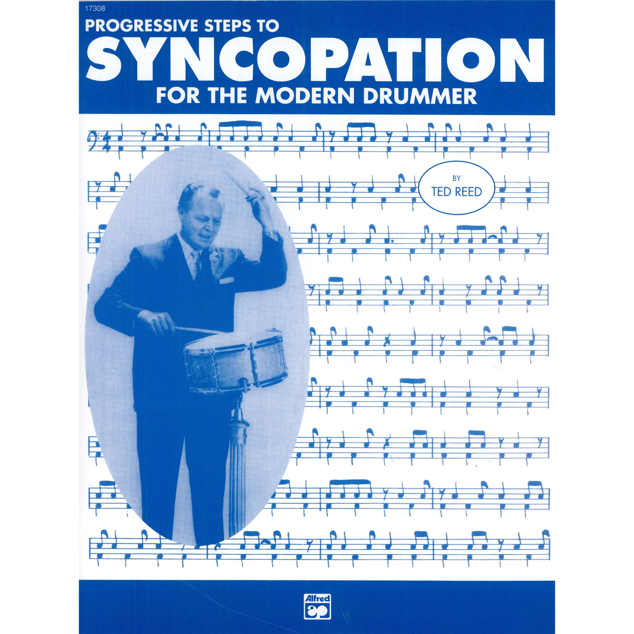 Syncopation for Modern Drummer by Ted Reed