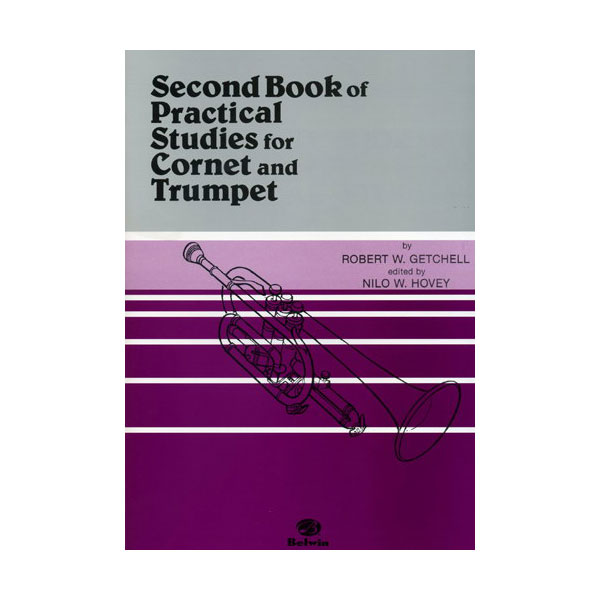 Practical Studies Trumpet, Book 2 by Getchell