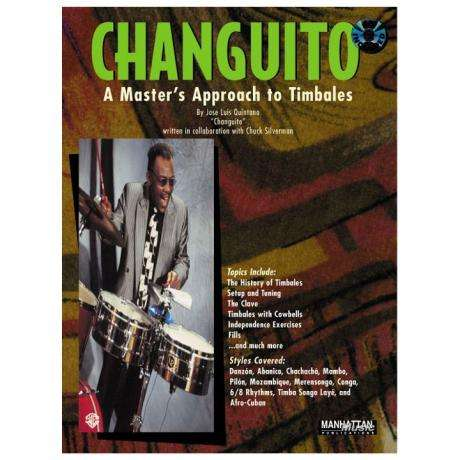 Master's Approach to Timbales by Changuito