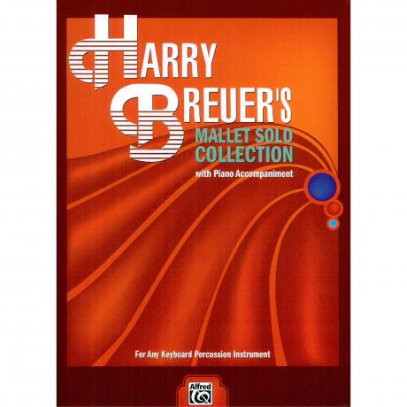 Harry Breuer's Mallet Solo Collection (Piano Accompaniment)