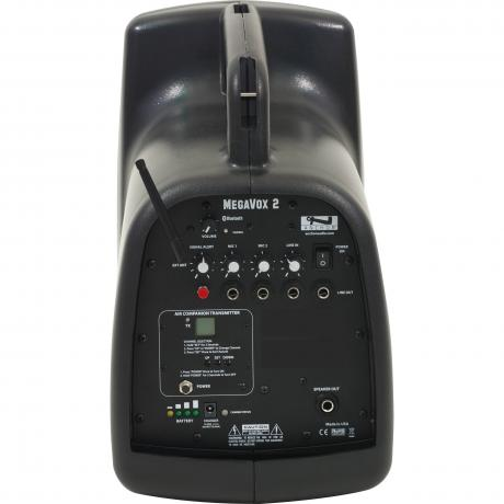 Anchor Audio MegaVox with Built-In Bluetooth and AIR Transmitter