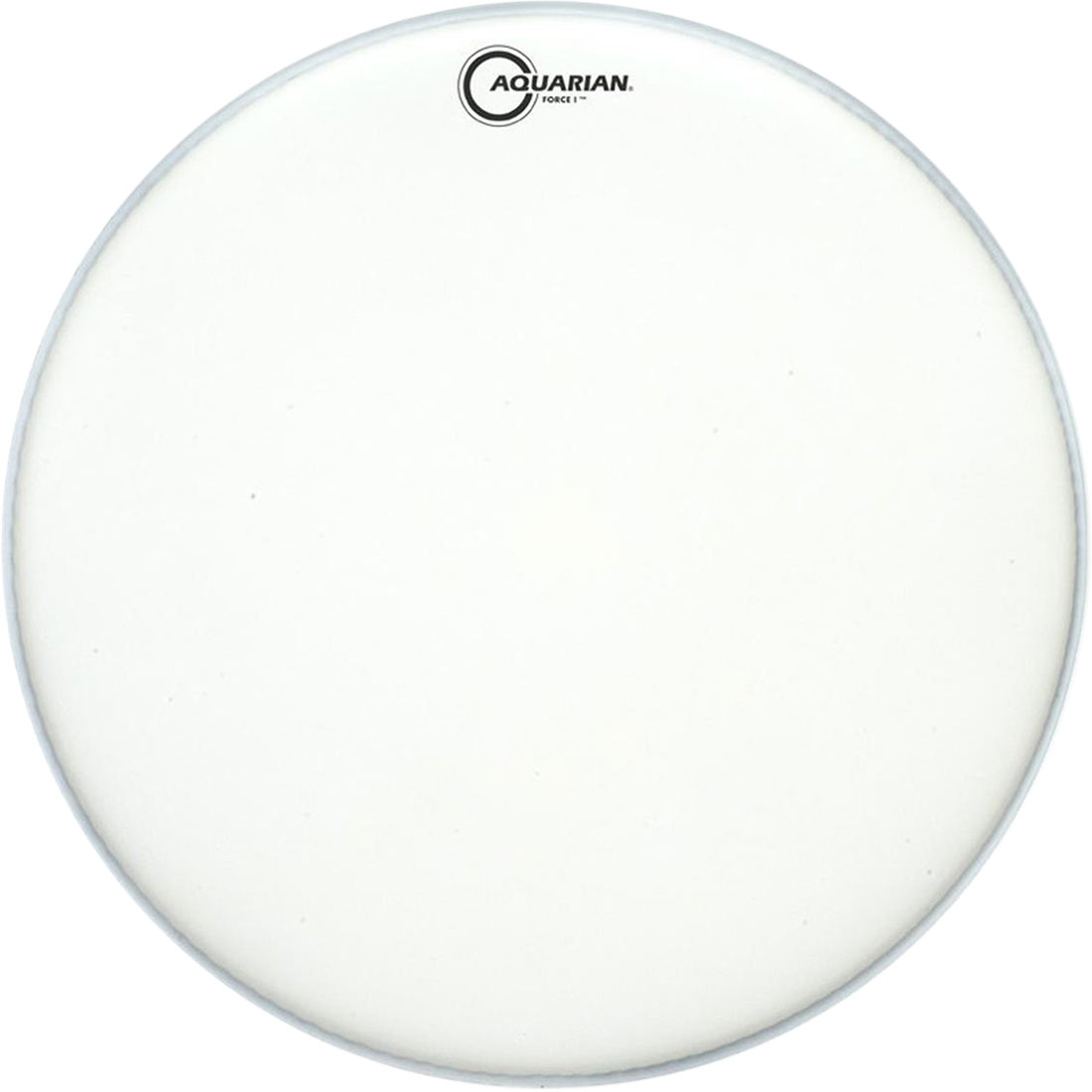 """Aquarian 22"""" Force I Texture Coated Bass Drum Head with Vented Control Ring"""