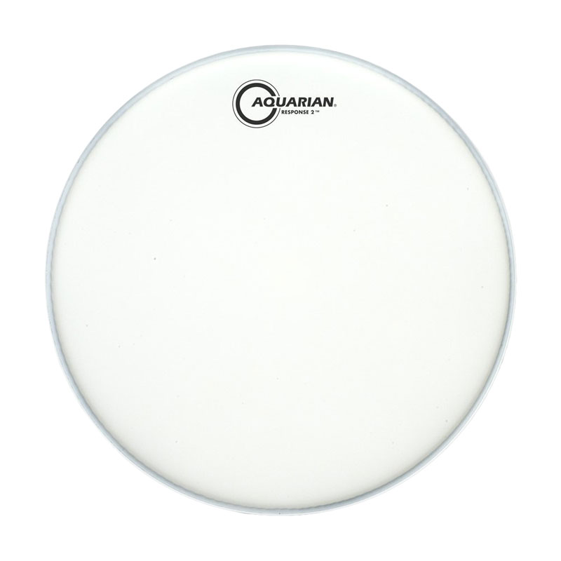 "Aquarian 14"" Response 2 Coated Head"