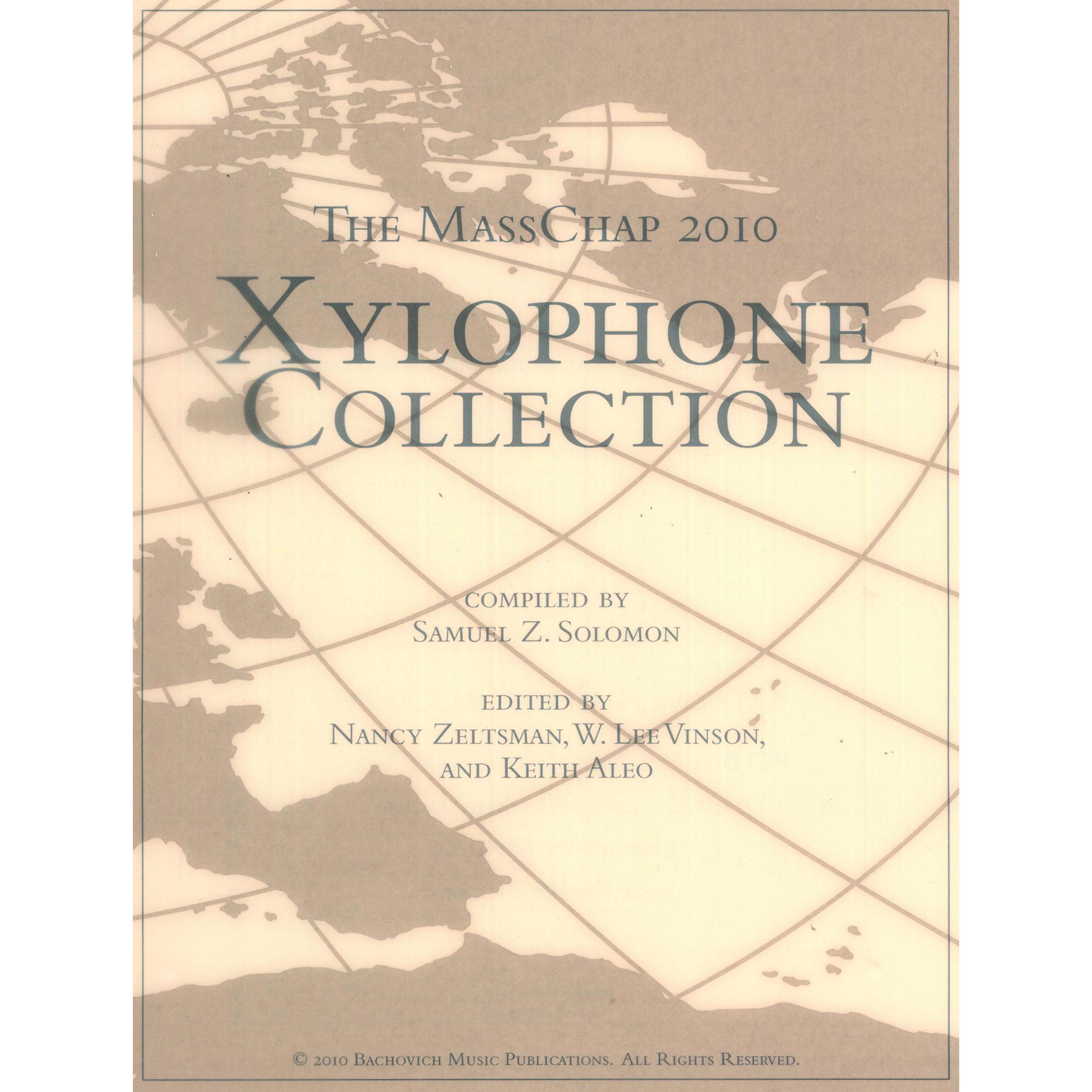 The MassChap 2010 Xylophone Collection compiled by Samuel Solomon