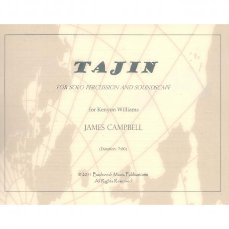 Tajin by James Campbell