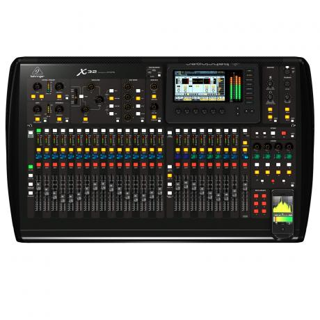 Behringer 40-Input Digital Mixing Console