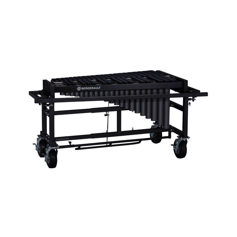 Bergerault 3.0 Octave Performance Series Black Bar Vibraphone with Field Frame (No Motor)