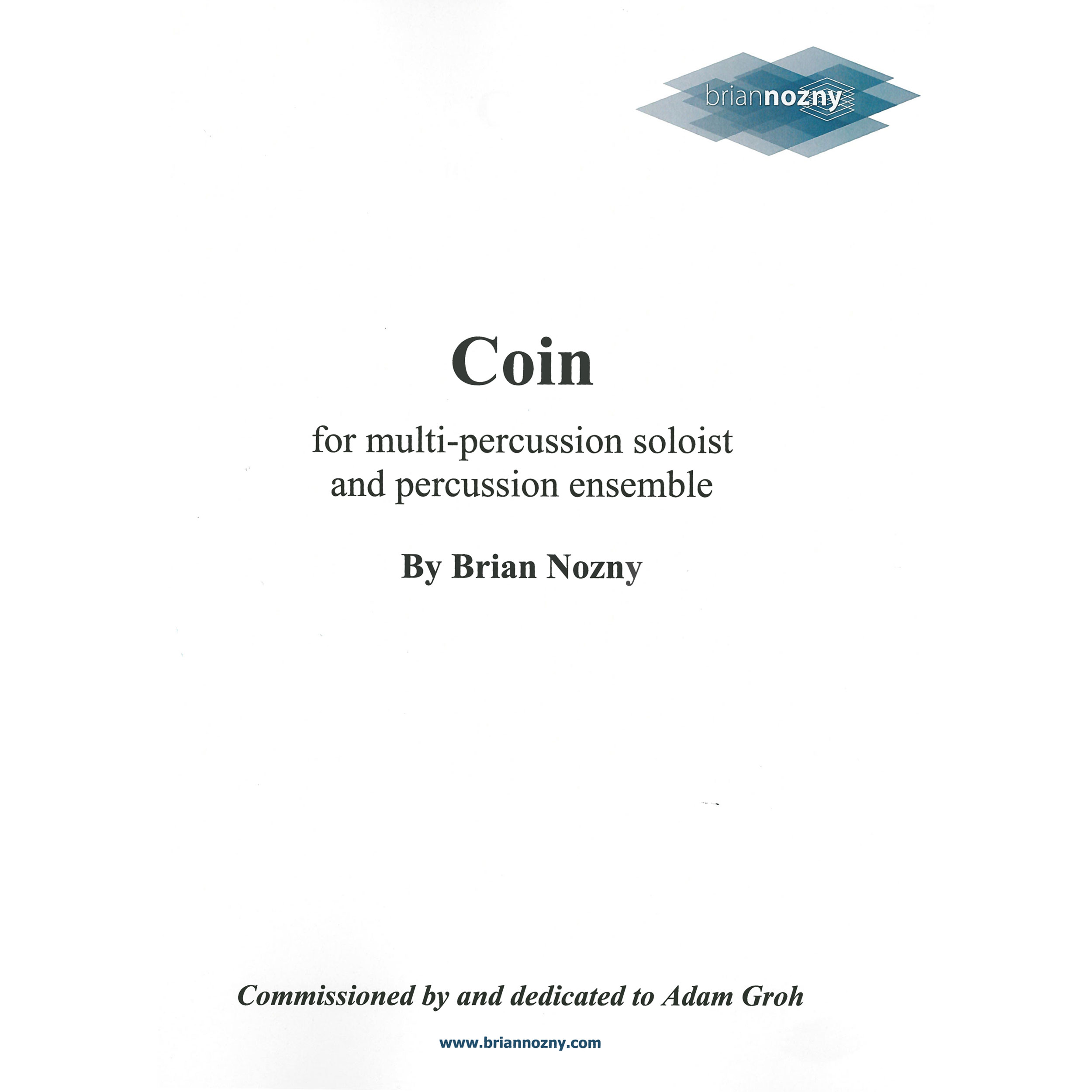 Coin by Brian Nozny