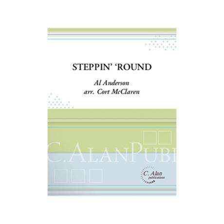 Steppin' 'Round (Full Score) by Al Anderson arr. Cort McClaren