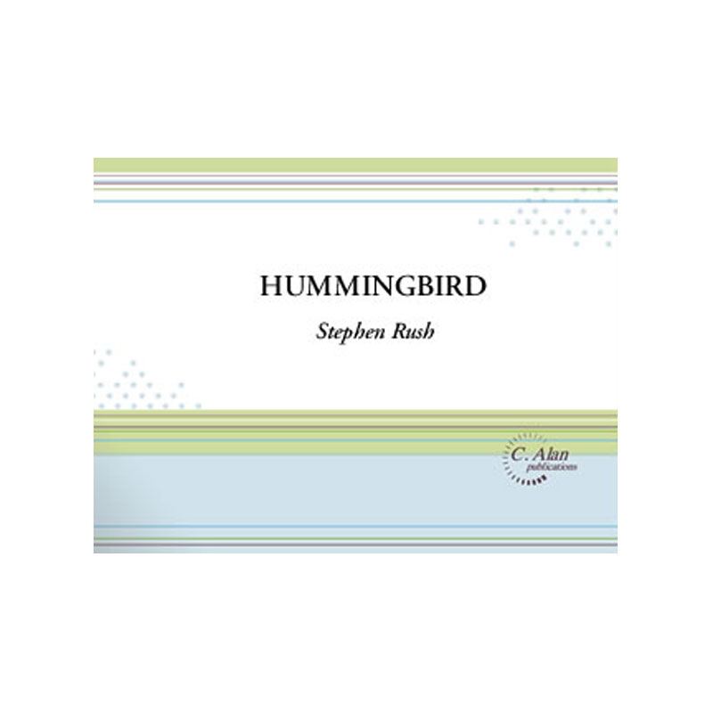 Hummingbird by Stephen Rush
