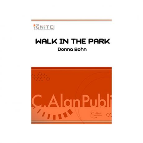 Walk in the Park by Donna Bohn