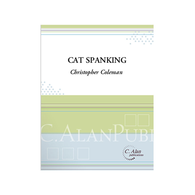 Cat Spanking by Christopher Coleman
