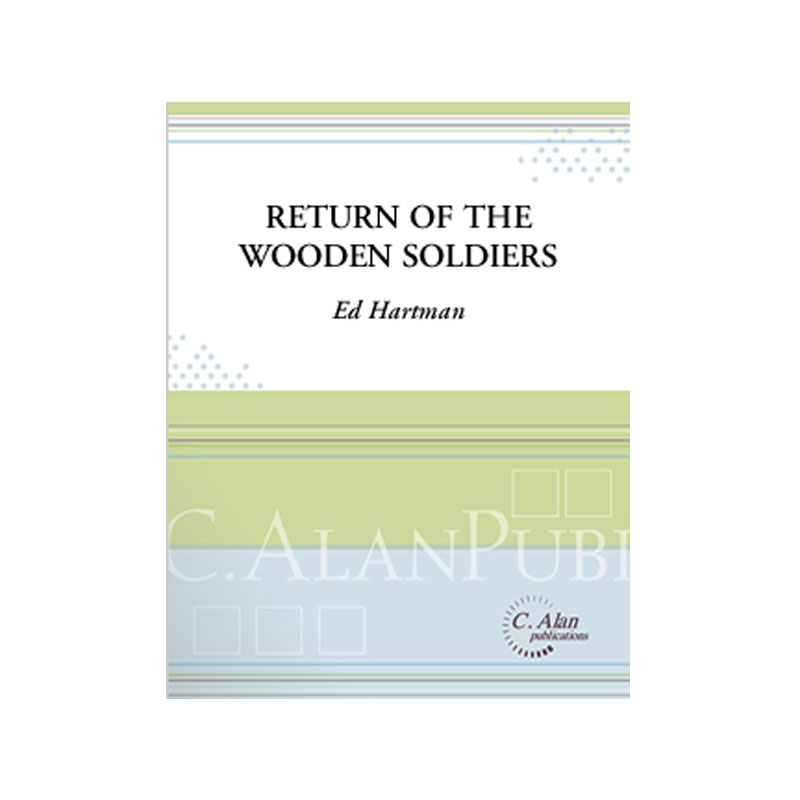 Return of the Wooden Soldiers by Ed Hartman