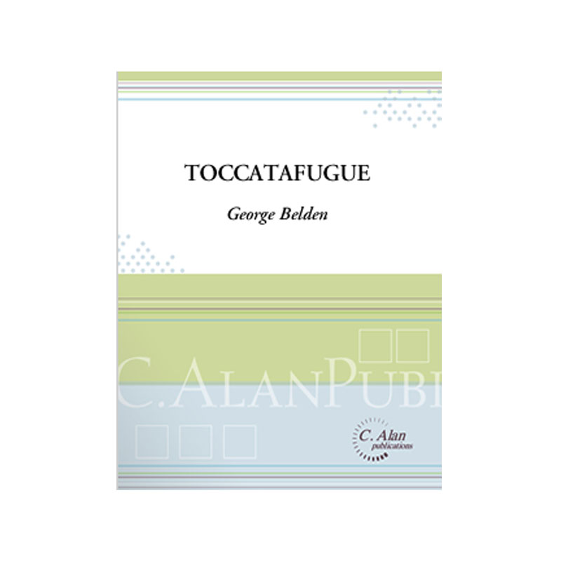 ToccataFugue by George R. Belden
