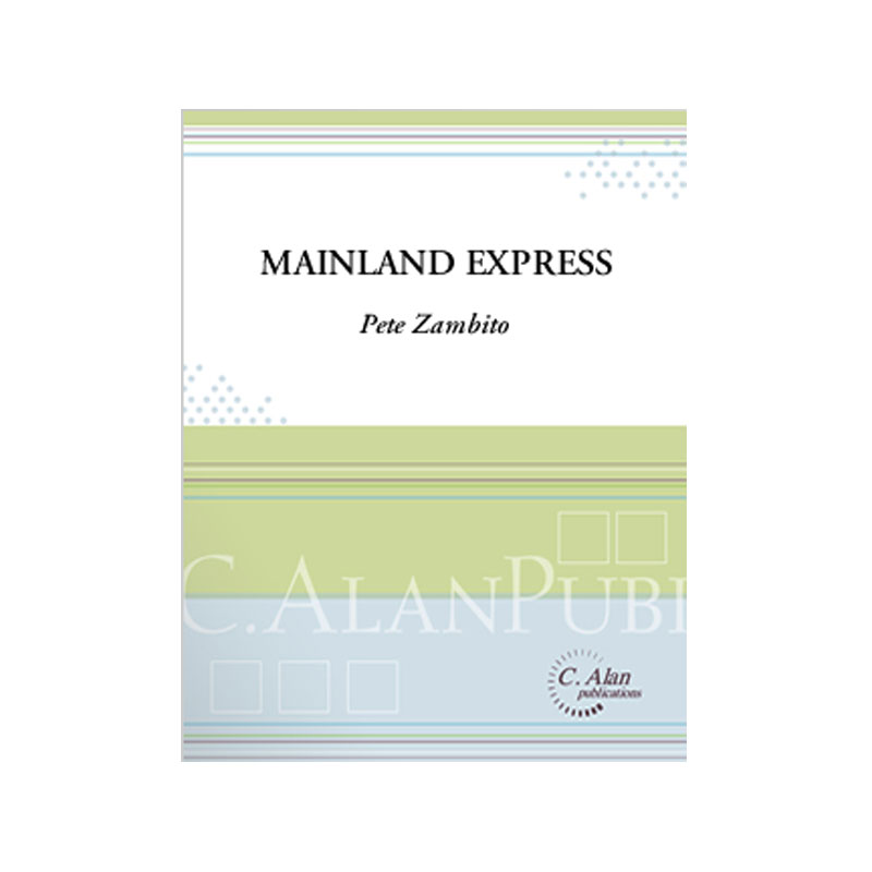 Mainland Express by Pete Zambito