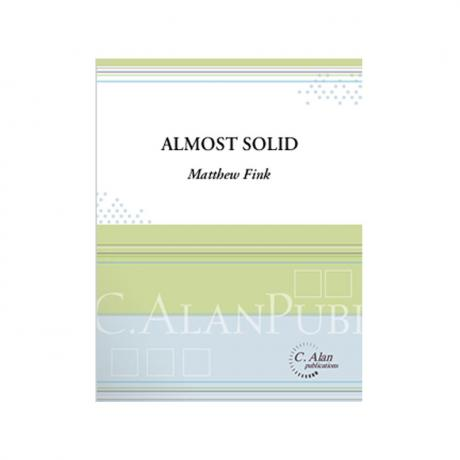 Almost Solid by Matthew Fink