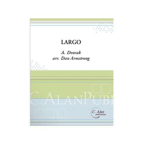 Largo from 'New World Symphony' by Dvorak arr. Musser/Armstrong