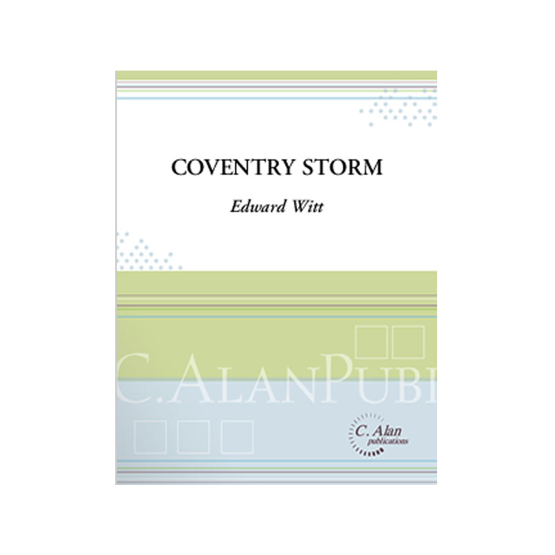 Coventry Storm by Edward Witt