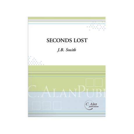 Seconds Lost by J.B. Smith