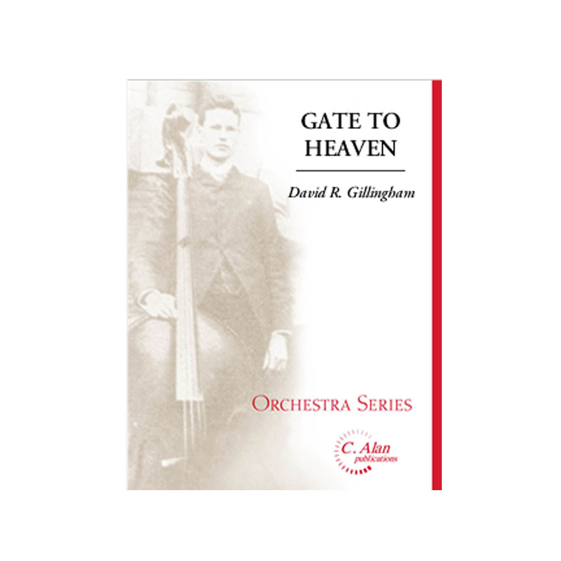 Gate to Heaven: Concerto No. 1 for Marimba (Piano Red.) by Gillingham
