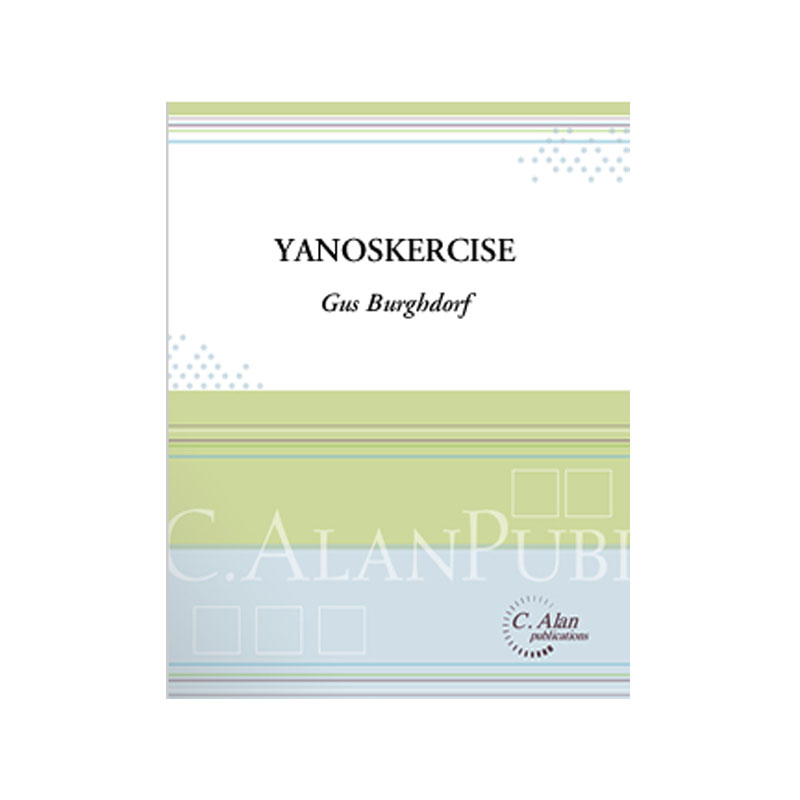 Yanoskercise by Gus Burghdorf