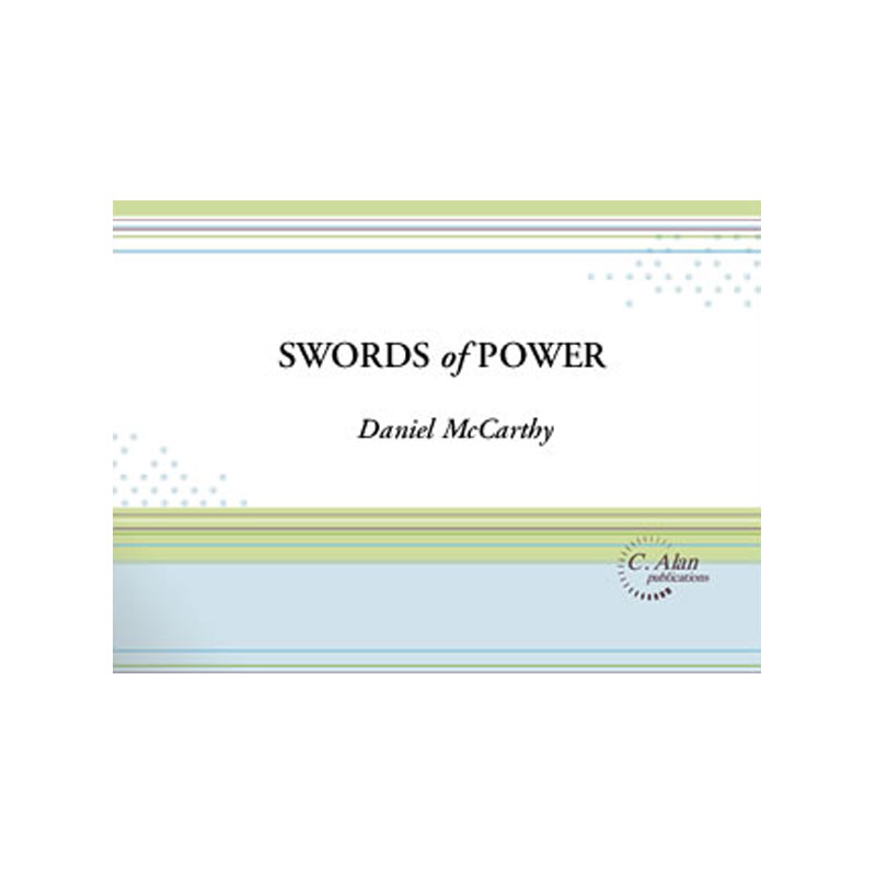 Swords of Power by Daniel McCarthy